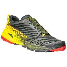 スポルティバ アカシャ ( Black / Yellow ) ★ トレイルラン ・ 山歩き ・ アウトドアシューズ ・ 靴 ・ 登山 ★