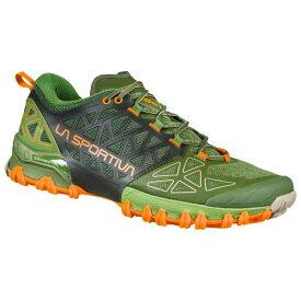 スポルティバ ブシドー II ( Kale / Tiger ) ★ トレイルラン ・ 山歩き ・ アウトドアシューズ ・ 靴 ・ 登山 ★