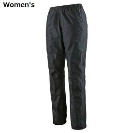 パタゴニア ◆ ウィメンズ トレントシェル 3L パンツ ( Black )