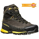 【 即納 】 スポルティバ TX5 GTX ( Carbon / Yellow )トラバース ★ 登山靴 ・ 靴 ・ 登山 ・ アウトドアシューズ ・…