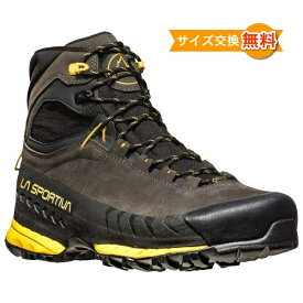 【 即納 】 スポルティバ TX5 GTX ( Carbon / Yellow ) トラバース ★ 登山靴 ・ 靴 ・ 登山 ・ アウトドアシューズ ・ 山歩き ★