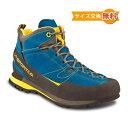スポルティバ ボルダーX ミッド GTX (Blue / Yellow)★アプローチシューズ・山歩き・アウトドアシューズ・靴・登山★