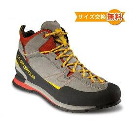 【即納】スポルティバ ボルダーX ミッド GTX (Grey / Red)★アプローチシューズ★登山靴★アプローチシューズシューズ