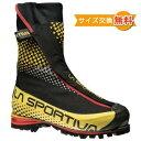 【即納】スポルティバ G5(Black / Yellow)★登山靴・靴・登山・アウトドアシューズ・山歩き★