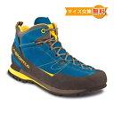 【即納】スポルティバ ボルダーX ミッド GTX (Blue / Yellow)★アプローチシューズ・山歩き・アウトドアシューズ・…