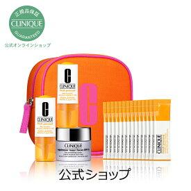 【送料無料】クリニーク フレッシュ プレスト C セット【CLINIQUE】(洗顔料 美容液)(ギフト)