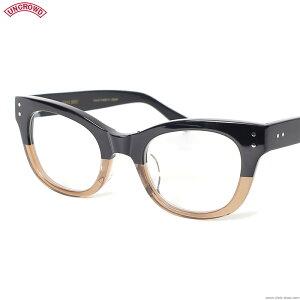 【UNCROWD】 アンクラウド UNCROWD PRELUDE -PHOTOCHROMIC SERIES- (BLACK.ROOTBEER×GRAY調光レンズ) [UC-036P] メンズ アクセサリー サングラス メガネ