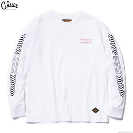 【CLUCT】 クラクト CLUCT L/S TOP (WHITE) #02925 メンズ Tシャツ 長袖