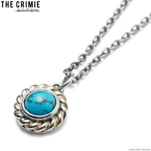 【CRIMIE】 クライミー CRIMIE STONE 10K GOLD NECKLESS (BLUE) [CRA1-JW10-SN01] メンズ アクセサリー ネックレス