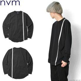 NVM LINED LCS (BLACK) [NVM17A-CS01] エヌブイエム