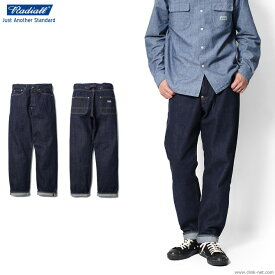 SALE 50%OFF RADIALL T.N. WORK PANTS (ONE WASH) ラディアル 2019 SUMMER SALE part.2!期間・数量限定セール