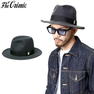 Under CRIMIE ROLLING HAT (GRAY) [C1F5-HT01] ★ collect on delivery fee ★ perfection for free ★ campaign!★