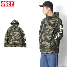 OBEY NEW WORLD 3 (FIELD CAMO) オベイ