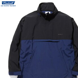 RADIALL RED WOOD - PULLOVER PARKA (NAVY) ラディアル 現品在庫限り SALE 10%OFF