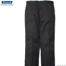 【RADIALL】 ラディアル RADIALL CVS WORK PANTS -STRAIGHT FIT- (BLACK) メンズ ボトムス パンツ チノ ブラック