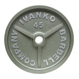 12月初旬発送!予約受付中![ウェイトプレート]IVANKO OMK オリンピックペイントプレート10kg【取扱】