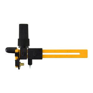 【送料無料】カワグチ ロータリーコンパスカッター - メール便発送