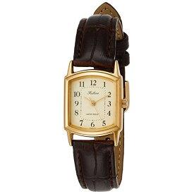 【送料無料】CITIZEN シチズン Q&Q キューアンドキュー 腕時計 ファルコン レディース ゴールド - メール便発送