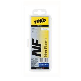 最安値に挑戦 TOKO トコ ワックス NF/イエロー【純パラフィン】120g/5502001【固形 スキー スノーボード WAX】