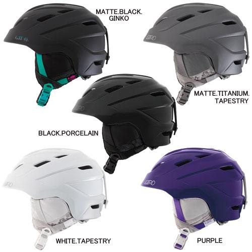 GIRO ジロ レディース ヘルメット DECADE 14-15モデル 女性用 スキー スノーボード【ぞろ目】