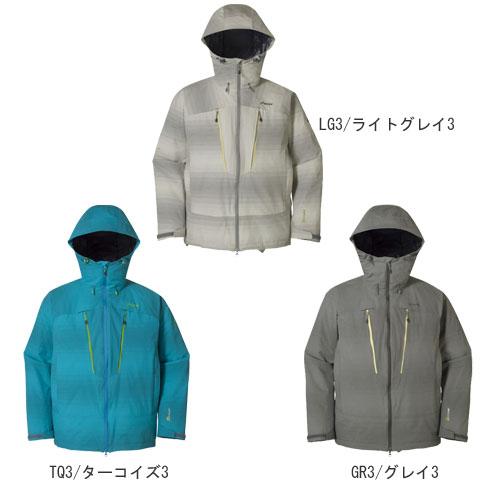 【お買得!メンズ・男性用 スキーウェア ジャケット単品】PHENIX フェニックス Lombarde Jacket PH552OT11【スキーウェア 単品】