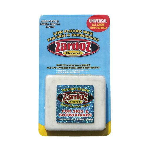 【簡易ワックス】ZARDOZ【ザードス ワックス テフロンブレンドLT 】PZW008【スキー スノーボード WAX】
