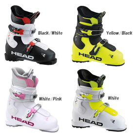 スキーブーツ HEAD ヘッド ジュニア Z2 子供用 こども キッズ 18-19モデル