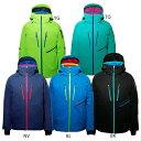 【メンズ・男性用 スキーウェア ジャケット単品】PHENIX フェニックス Demo Team Jacket PF672OT12【スキーウェア 単品】