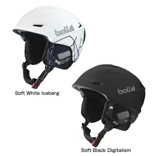 ★ポイント10倍★【スキー スノーボード用 ヘルメット】16-17 bolle ボレー ヘルメット SHARP【ヘルメット】