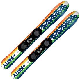 【とてもお手軽・軽量ショートスキー!】K2 ショートスキー FATTY 88cm【スキー板】