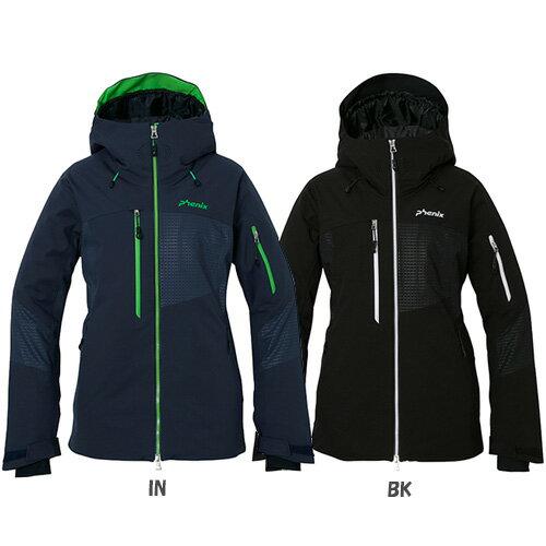 【レディース・女性用 スキーウェア ジャケット単品】PHENIX フェニックス Luna Jacket PS682OT60【スキーウェア 単品】