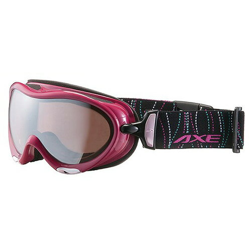 AXE アックス ゴーグル AX630-WMD 16-17モデルメガネ めがね 対応 スキー スノーボード