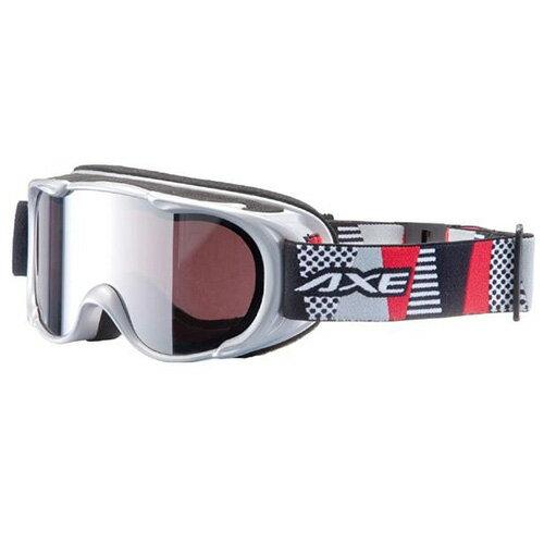 AXE アックス ジュニア ゴーグル AX270-WMD ダブルレンズ 17-18モデル 子供用 キッズ スキー スノーボード