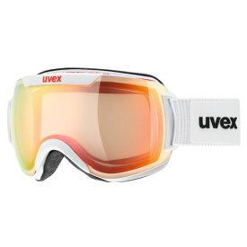 UVEX ウベックス スキー ゴーグル downhill 2000 VFM/ホワイト 18-19モデル スノーボード
