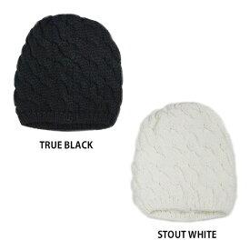BURTON バートン レディース スキーニット帽 WMS BIRDIE BEANIE 【女性用 ニットキャップ 帽子 スキー スノーボード】