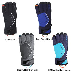 【エントリーでP2倍 6/11 01:59まで 39ショップ限定】PHENIX フェニックス スキーグローブ Twin Peaks Gloves PS878GL33【手袋 スノーボード】