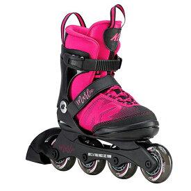 K2 ケーツー ジュニア インラインスケート MARLEE / Magenta キッズ 女の子 子供用