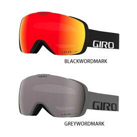 スキー ゴーグル 旧モデル 2021 GIRO ジロ CONTACT ASIAN FIT