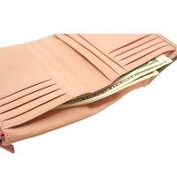 本革がま口財布二つ折り財布レディース小銭入れありかわいい使いやすいピンクプレゼント誕生日使いやすくて可愛い!当店オリジナルシャルロット・ポルト