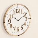 電波掛け時計 ティール[TIEL] CL-9706 インターフォルム【電波時計 壁掛け時計 掛け時計 おしゃれ 掛時計 壁時計 時…