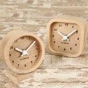 400円クーポン獲得可★【ポイント10倍】置き時計 ウッドブロック KATOMOKU【置時計 時計 置き時計 おしゃれ 木製 ウッ…