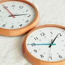 知育時計 youmel ユーメル【掛け時計 時計 アナログ 木 北欧 カラフル 壁掛け電波時計 壁時計 結婚祝い 新築祝い 引っ…