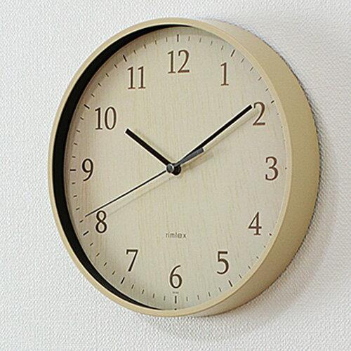 500円クーポン獲得可★掛け時計 フォレストランド W-545【時計 壁掛け 掛時計 連続秒針 スイープ 静音 壁掛け時計 おしゃれ 音がしない ナチュラル ギフト 入学祝い 誕生日 北欧 モダン 和風 シンプル インテリア時計 壁時計 スイープムーブメント|熨斗】
