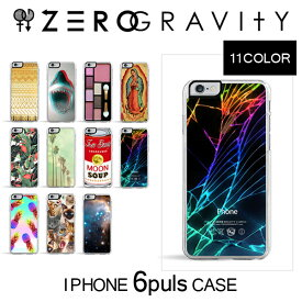 ZERO GRAVITY ゼログラビティ iPhone 6 PULS CASE CLEAR iPhone6 ケース カバー