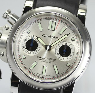 有gurahamukuronofaita 2CFDS橡胶皮带自动卷人手表/箱子、保证书