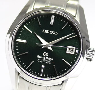 200-limited ☆ SEIKO ground SEIKO GS mechanical high beat 36000 SBGH003 9S85-00B0 SS breath men watch guarantee memo