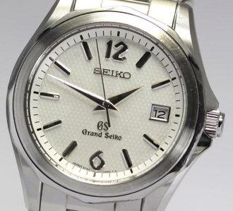 Grand SEIKO 9F62-0A60 SS quartz men☆