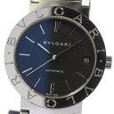 箱保付 【BVLGARI】ブルガリ BB33SS AUTO ブルガリブルガリ 自動巻き メンズ腕時計 ◆【171005】