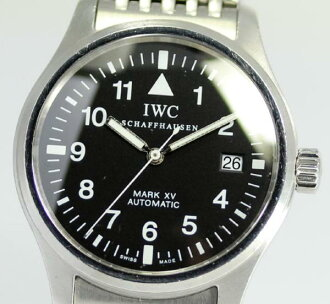 IWC 후리가마크 15 마크 XV IW325307 자동감김 맨즈