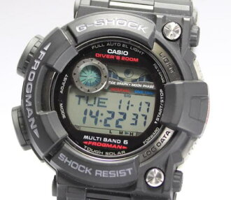 Casio G-Shock frogman GWF-1000 tough solar men